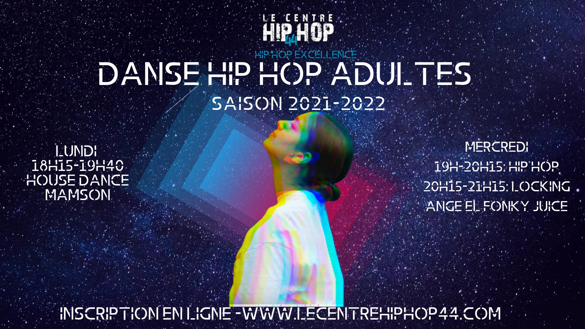 Découvrez le centre hip hop 44