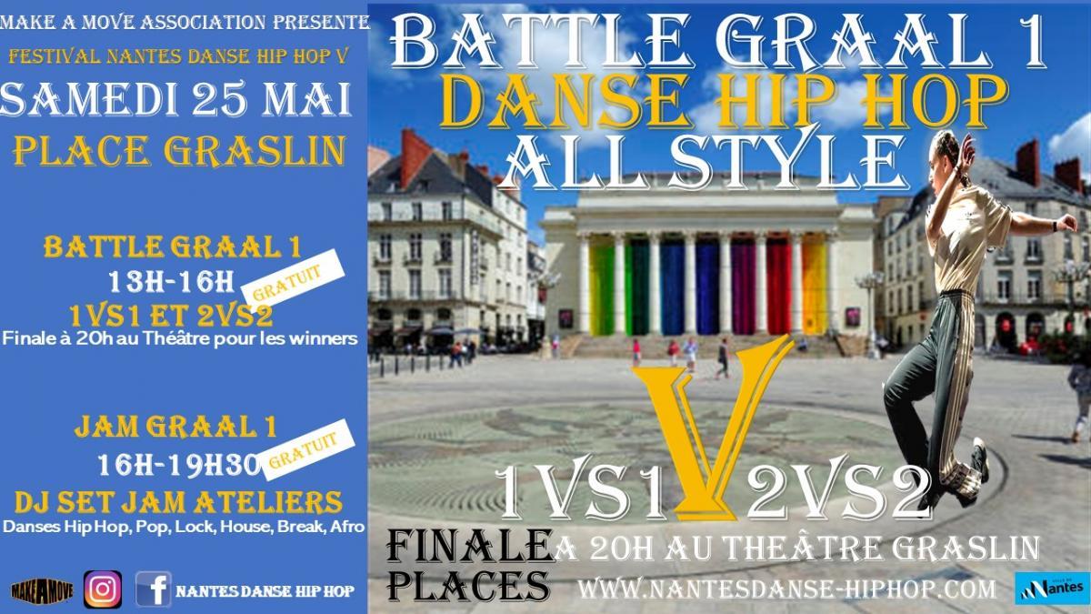 Battle graal 1