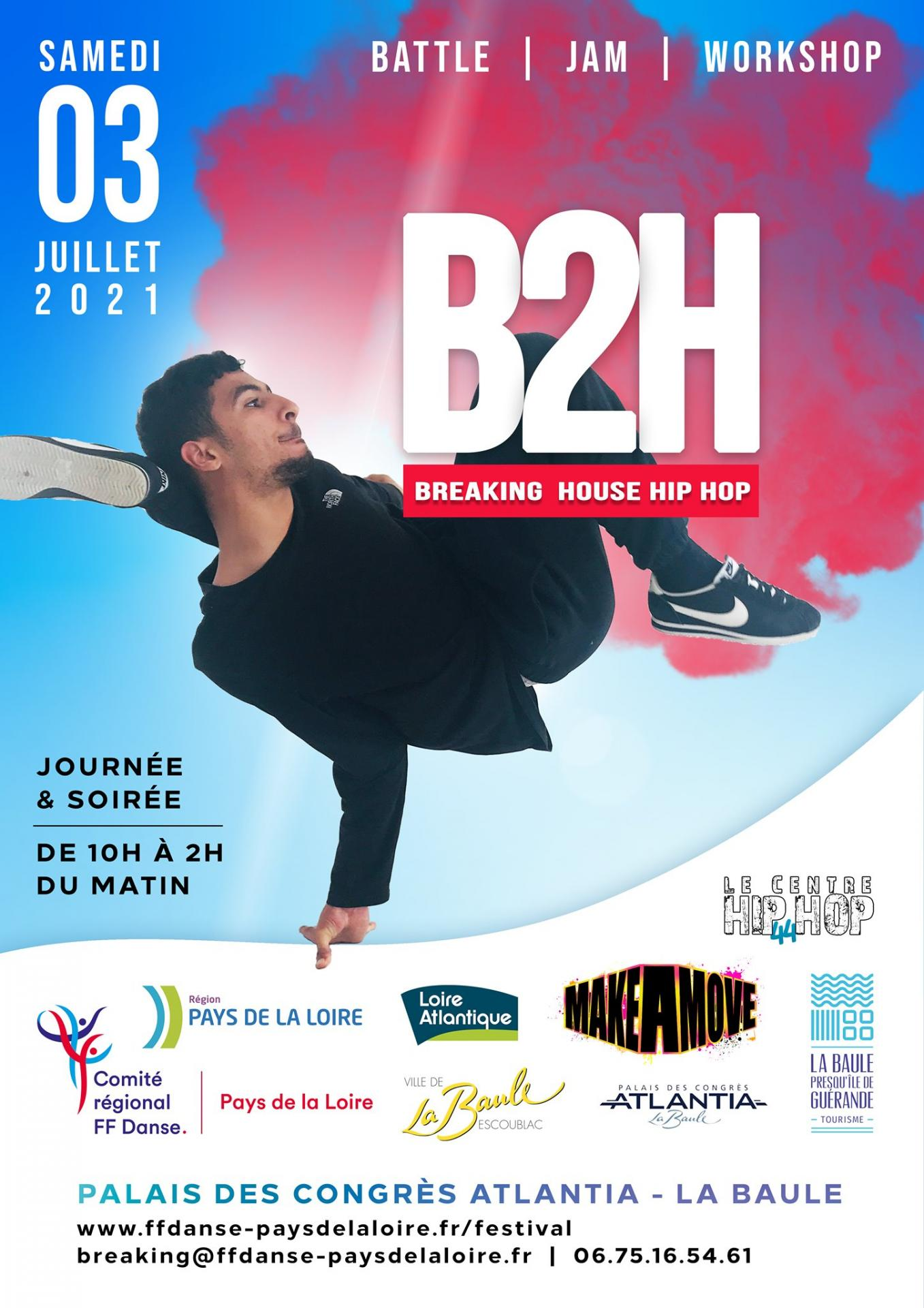 Flyer b2h