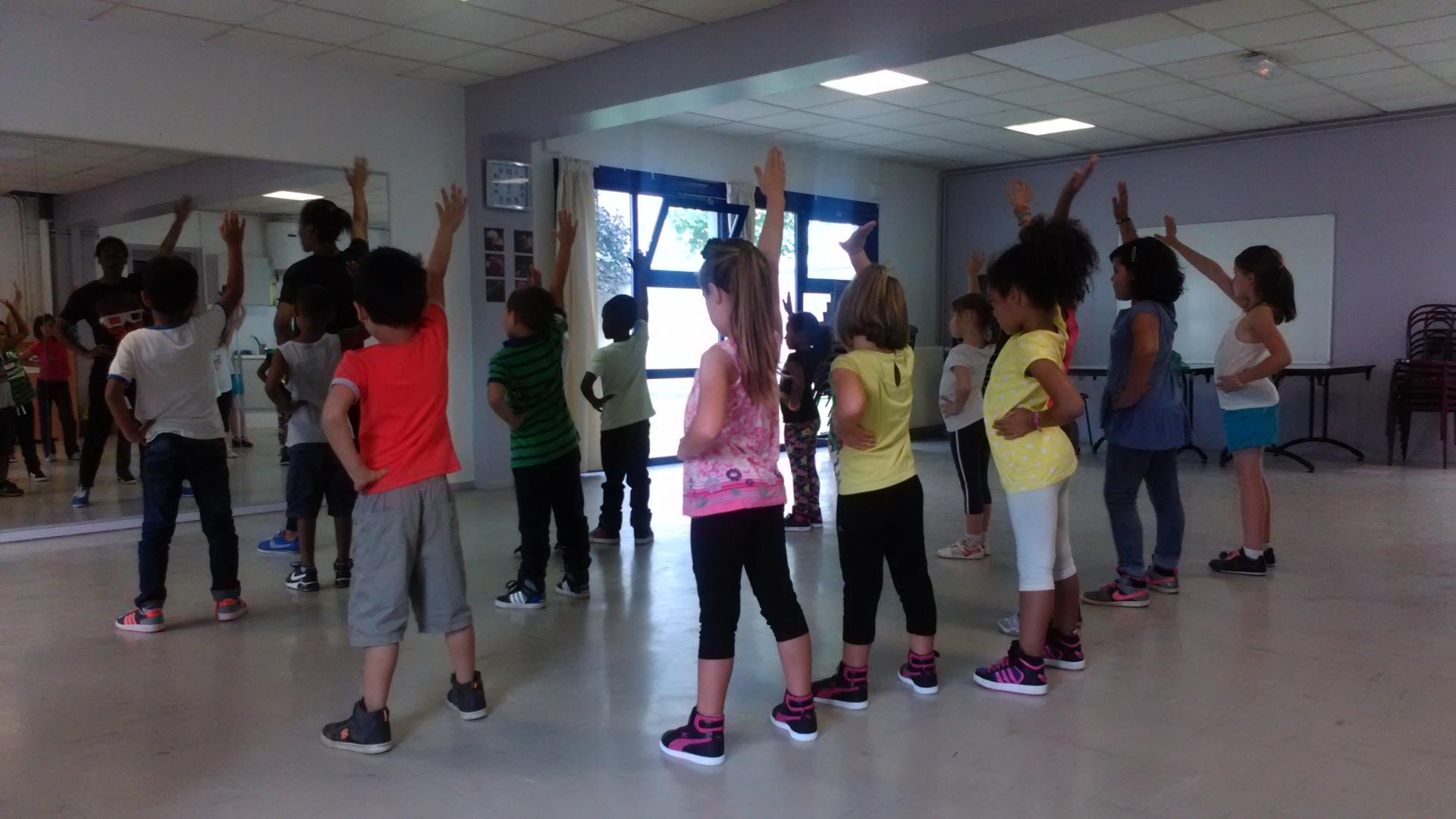 COURS HIP HOP 6-8 ANS PERRAY