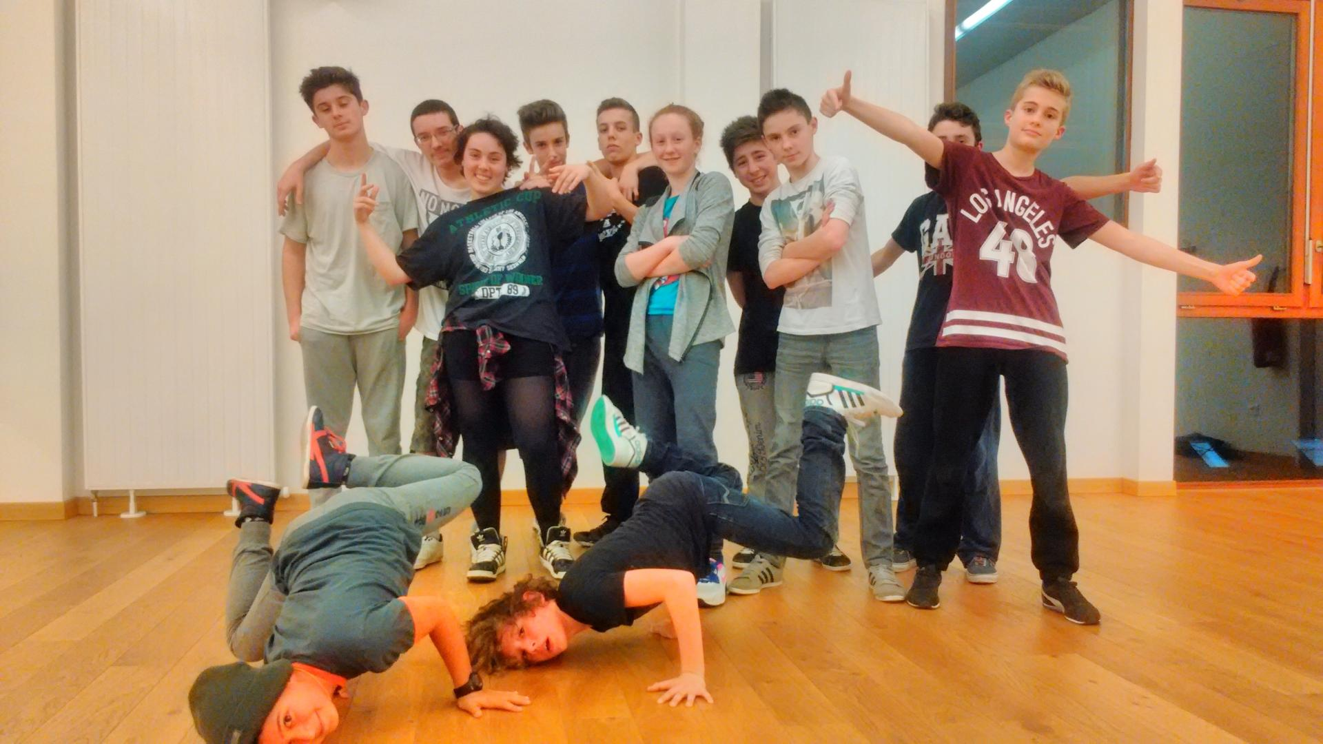 COURS BREAKDANCE ADOS BROOKLYN