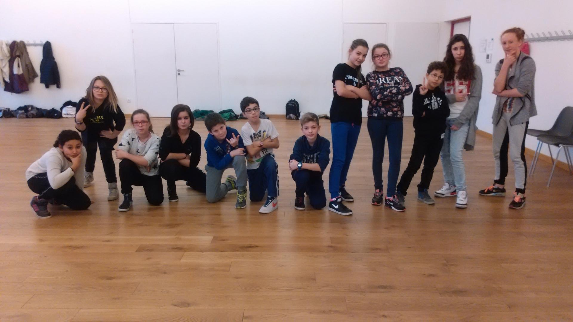 COURS HIP HOP 10-14 ANS INDIANA