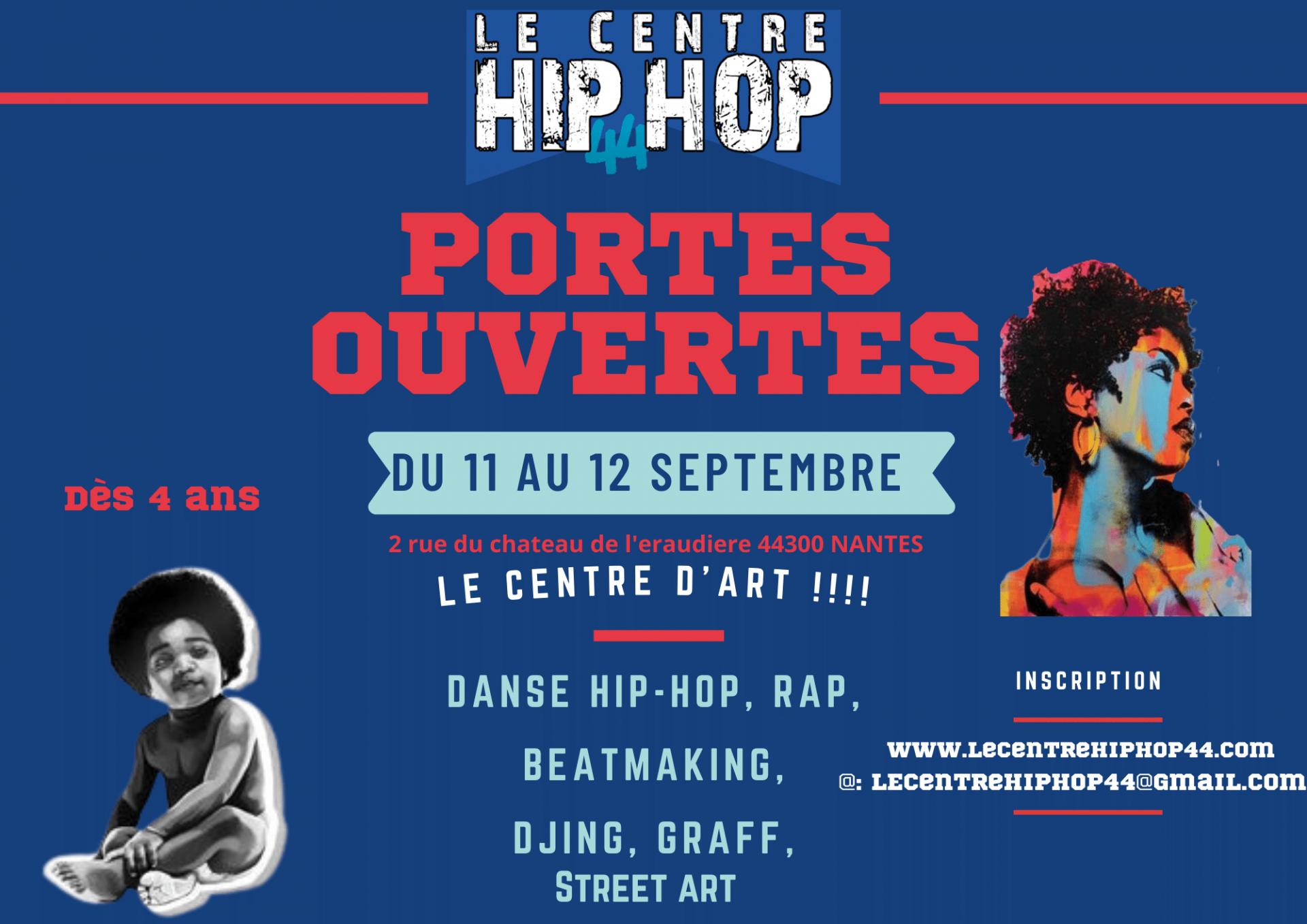 Portes ouvertes centre hip hop 44